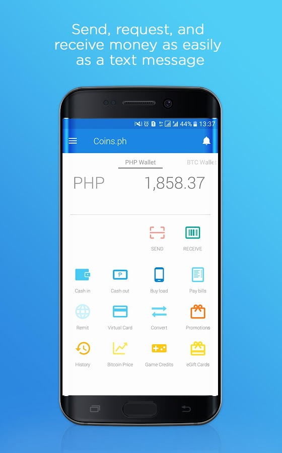 coins ph wallet