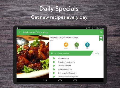 Asian Recipes 41.0.0 screenshots 8