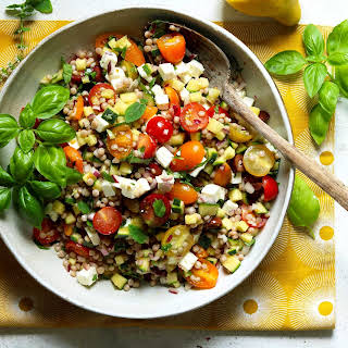 Low Calorie Couscous Salad Recipes.