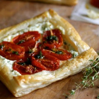 Tomato Ricotta Tart Recipes