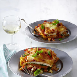 Chicken and Sweet Potato Casserole.