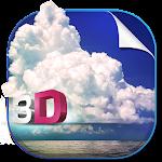 3D Sky Wallpaper Icon