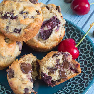 Cherry Muffins With Dried Cherries Recipes.