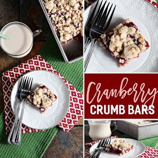 Vegan Cranberry Oat Bars Recipes
