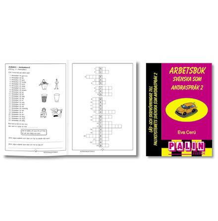 Svenska som andraspråk 2, Arbetsbok - 7762-139-3