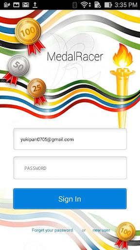 Medal Racer Advanced