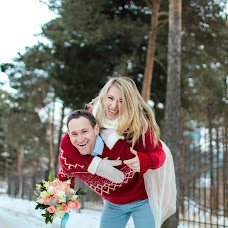 Wedding photographer Anastasiya Reva (id300352247). Photo of 13.01.2018