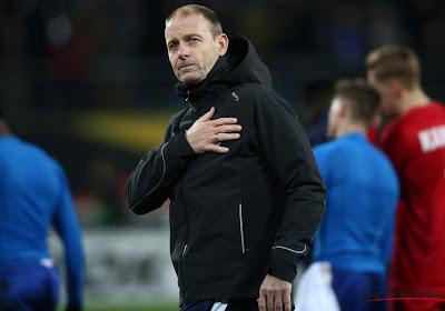 """Jess Thorup is hard voor zijn team: """"Als je zo speelt, kan je niet winnen tegen Charleroi"""""""
