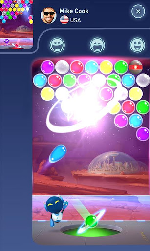 Mars Pop - Bubble Shooter screenshot 18