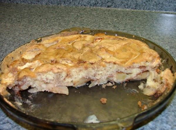 Deep Dish Apple Crisp Recipe