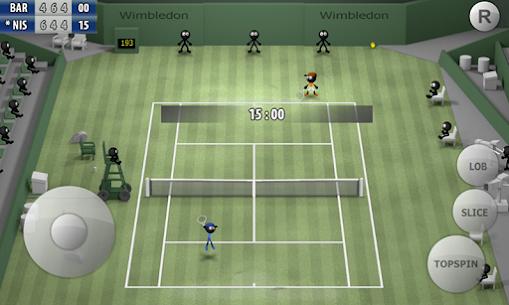Stickman Tennis Mod Apk – Career 1