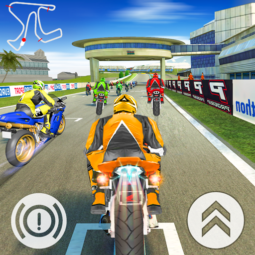 Thumb Moto Race (game)