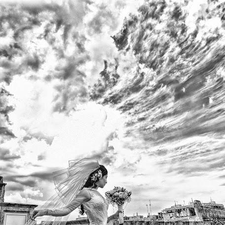 Wedding photographer Cristian Portaluri (cristianportalu). Photo of 07.07.2016