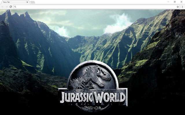 Jurassic World Wallpapers & New Tab