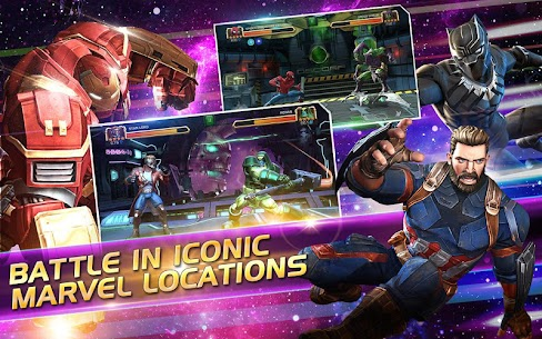 MARVEL Contest of Champions MOD 18.0.0 (Many Damage) Apk 2