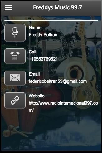 Freddys Music 99.7