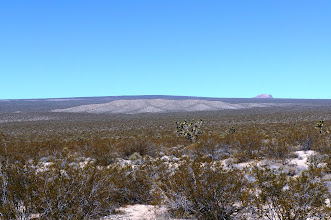 Photo: View from Cima Kelso Road in Majave National Preserve, CA