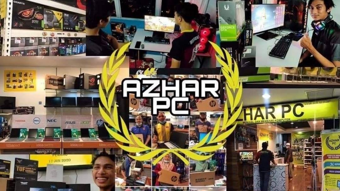 Azhar Pc Computer Shop In Bandar Alor Setar