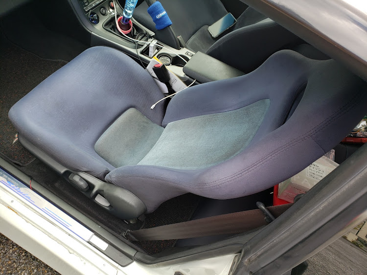 シルビア S15のシート,腰が…に関するカスタム&メンテナンスの投稿画像1枚目