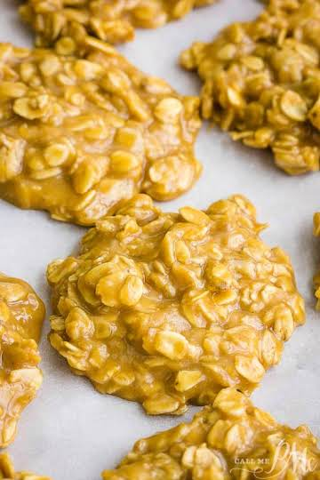 Old FashionedNo Bake Peanut Butter Oatmeal Cookies makes a delish, easy, quick dessert treat!
