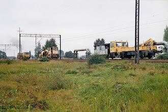 Photo: PT-MO-86-5 1946, ZTE 300-16 i WM-15A 459 {Toruń Elana; 2003-09-01}