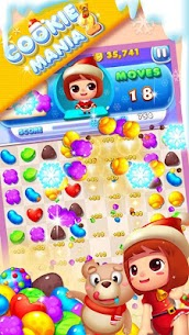Cookie Mania 2 MOD (Unlimited Coins) 5