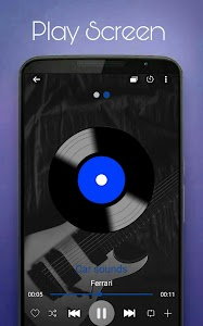 BlackPlayer Music Player 7 7 7 lite + (AdFree) APK for Android