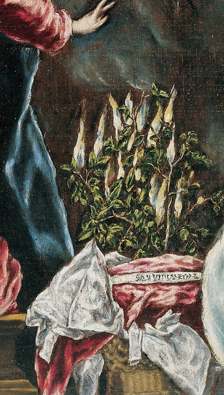 Article on El Greco's Annunciation.Great analysis of El Greco's Annunciation, provides context, bio, and more. Perfect for Art History educators looking for more education, or for those teaching Classical Coversations Cycle 1, or Story of the Worlds Renaissance volume. #kellybagdanov #homeschool #homeschooling #arthistory #arthistoryresource #charlottemasonresource #classicalconversationresource #sonlightresource #storyoftheworldresource #CC Cycle 1