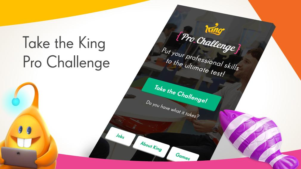 King Pro Challenge- screenshot