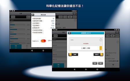 常春藤基礎英文字彙 2250 Lite 2.01 screenshot 2092616