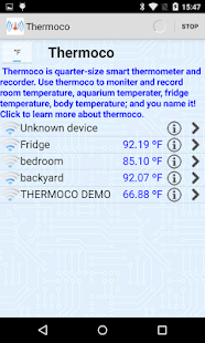 Thermoco- screenshot thumbnail
