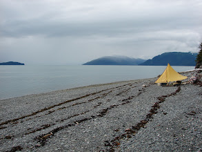 Photo: My campsite south of Greely Point.