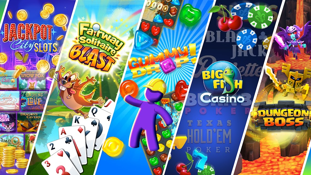 Slots vegas party 3d free android apps on google play for Jackpot city big fish