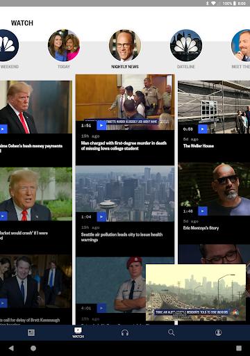 NBC News  screenshots 8