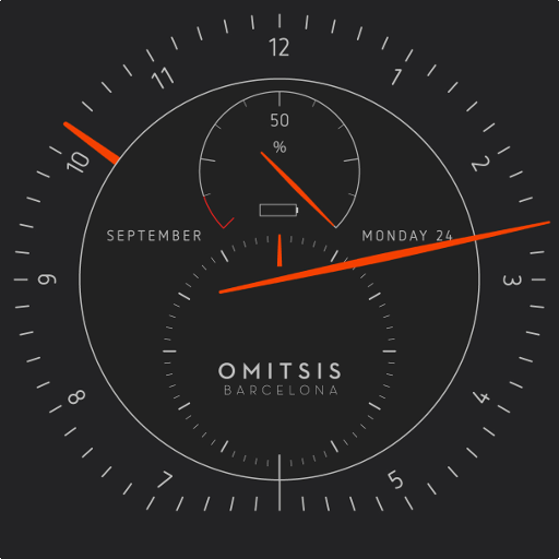 Pudong - Watch Face- screenshot