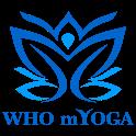 WHO mYoga App icon