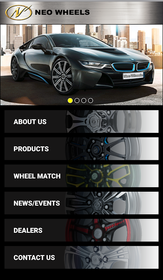 Neo Wheels- screenshot