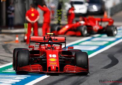 🎥 Nieuwe Ferrari-aanrijding schrikt monotone race op: verloren jaar dreigt nu al voor Italiaanse renstal