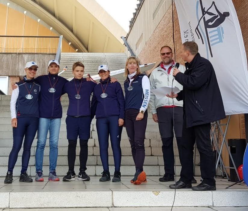 World Rowing Masters Regatta in Velence (Ungarn)