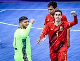 Futsal: les Diables Rouges reprennent leur marche vers l'Euro