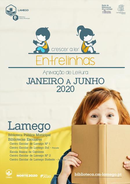 Novo projeto em Lamego quer que as crianças cresçam a ler