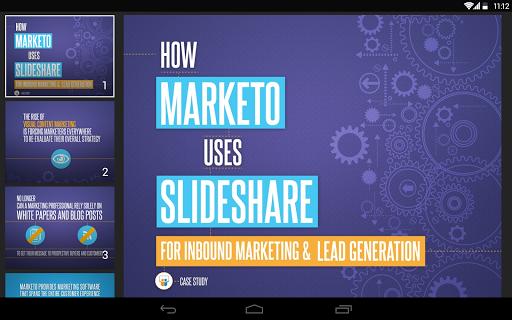 LinkedIn SlideShare screenshot 9