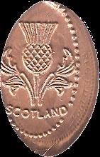 Photo: Scotland penny