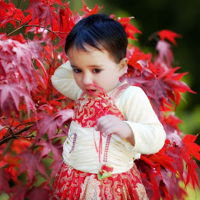 cute baby by Manahil DOll - Babies & Children Babies ( cute baby, little girl, beautiful baby )