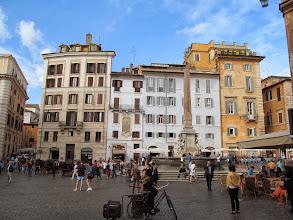 Photo: Piazza della Rotonda