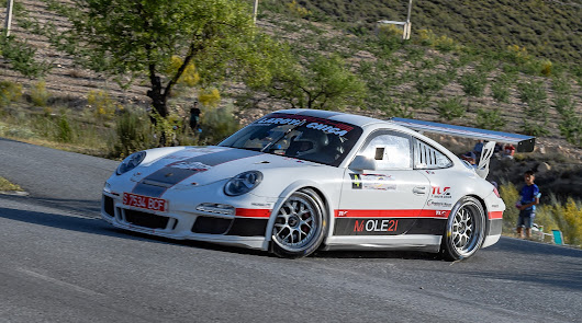 Miguel Ángel Clemente se hace con la victoria en el  Rallye Valle del Almanzora