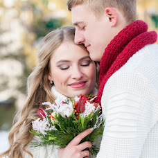 Wedding photographer Nikita Romanov (ROMANoff). Photo of 13.01.2018