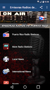Puerto Rico Radio Stations AM FM 2