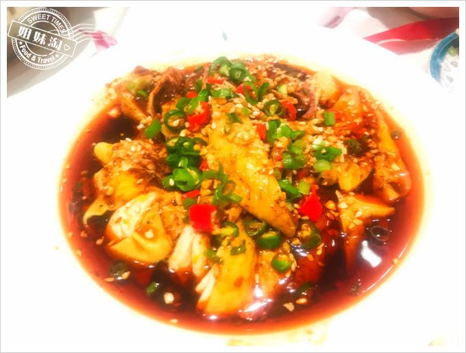 北京胡大飯館-口水機