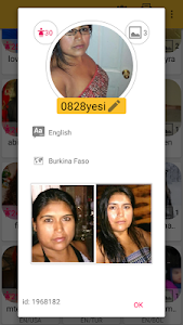 Dating for singles myMobil screenshot 5